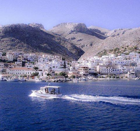 Kalymnos - Pothia, Kalymnos, Kalymnos Island Kalymnos Island  Port - Pothia - by Isidoros