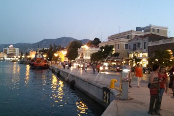 Mytilene, Lesvos, Lesvos Island Lesvos  Mytilene Town - by MANOLIS2004