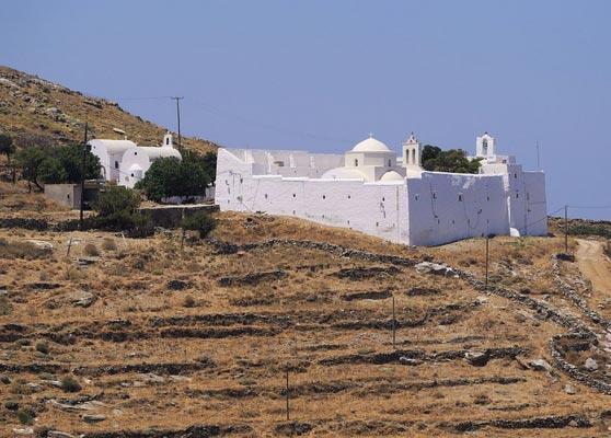 Balas, Dodoni, Ioannina Taxiarches Monastery  photo by C messier, wikipedia.org