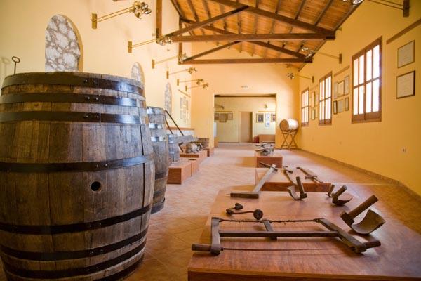 Livadi, Dodoni, Ioannina Samos Wine Museum  photo by www.samoswine.gr