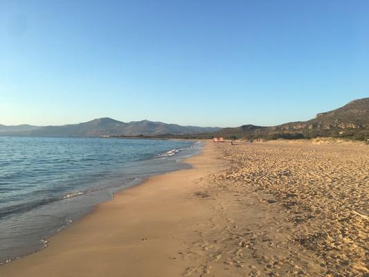Aneratza, Paros, Paros Island Kato Nisi Beach  Elafonisos - by konhat