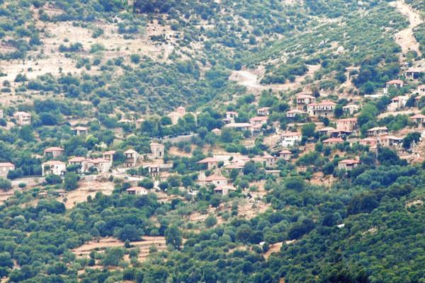 Atsicholos, Megalopolis, Arcadia Atsicholos  General View - by Stavros