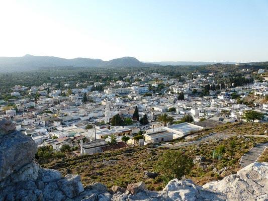 Archaggelos, Rhodes, Rhodes Island Archaggelos  photo by wikipedia, Piotrus