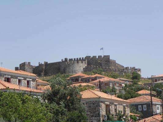Argirotopos, Igoumenitsa, Thesprotia Fortress of Molyvos  photo by Tedmek, wikipedia.org
