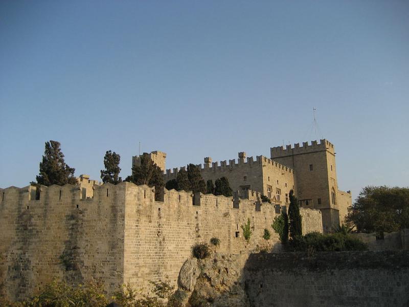 Lindos, Rhodes, Rhodes Island Castle of Lindos