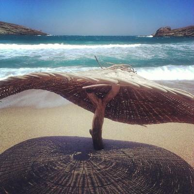Mesi, Rethymno, Rethymno Mushrooms in the sand....  Surf and Chill.... - by Dimitris