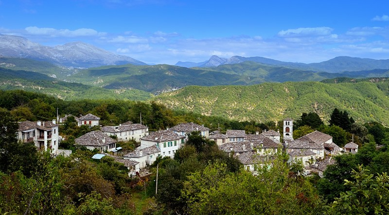 Dilofo, Zagori, Ioannina Dilofo  photo by www.gaia-dilofo.gr