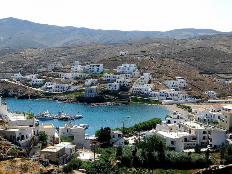 Loutra, Kythnos, Kythnos Island Loutra Kythnos  Copyright: Δήμος Κύθνου - Municipality of Kythnos