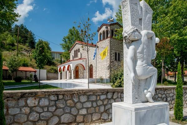 Agios Konstantinos and Agia Eleni Church  photo by www.emtgreece.com