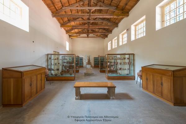 Varvouri, Filiates, Thesprotia Archaeological Museum of Samothrace  photo by www.emtgreece.com