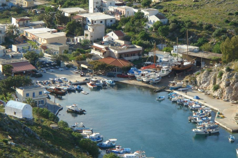 Vathis, Kalymnos, Kalymnos Island Vathis Kalymnos