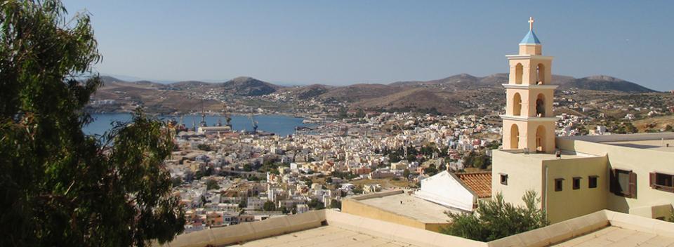 Ano Syros, Syros,