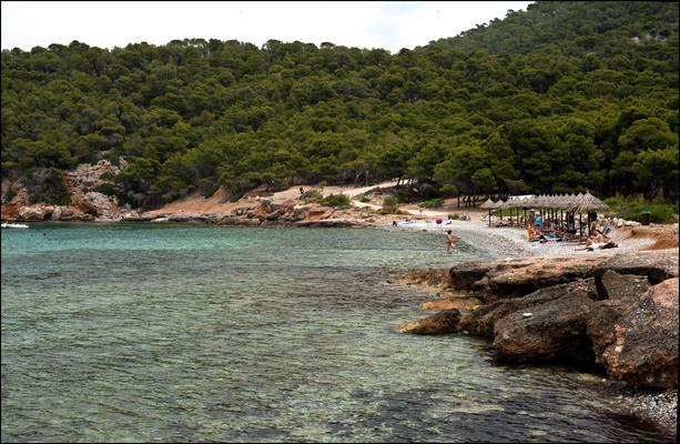 Kato Sagkri, Naxos, Naxos Island Dragonera Beach  photo by Ggia, wikipedia.org