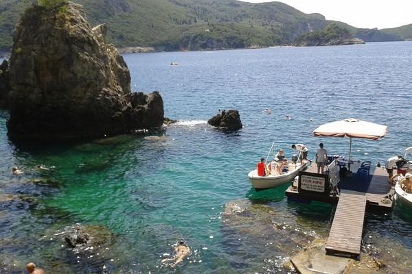 Paleokastritsa, Corfu, Corfu Island Palaiokastritsa  Palaiokastritsa,Kerkyra - by Sevi