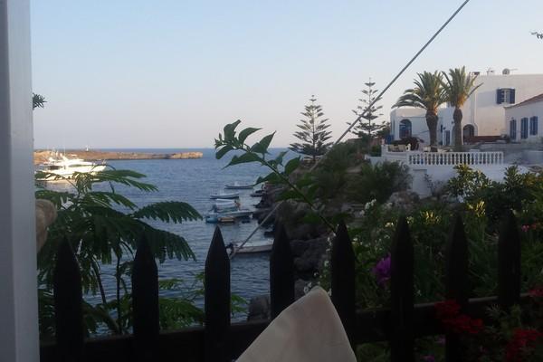 Avlemonas, Kythira, Kythira Island Small port  View from a coffee shop above the small port. - by militsamilenkova