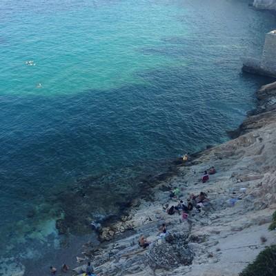 Steno, Salamina, Salamina Island Siros - Ermoupoli   Ermoupoili Siros - by konstantina_g