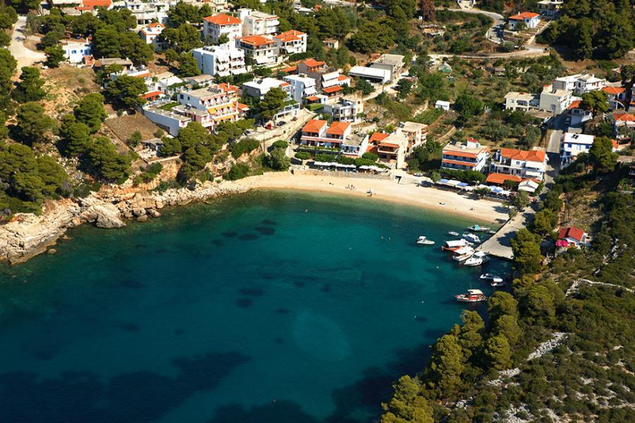 Patitiri, Alonnisos<br>Copyrights: Municipality of Alonissos