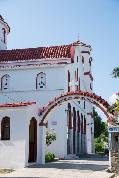 Vrisi, Igoumenitsa, Thesprotia Panagia Kamariotissa Church  photo by www.emtgreece.com