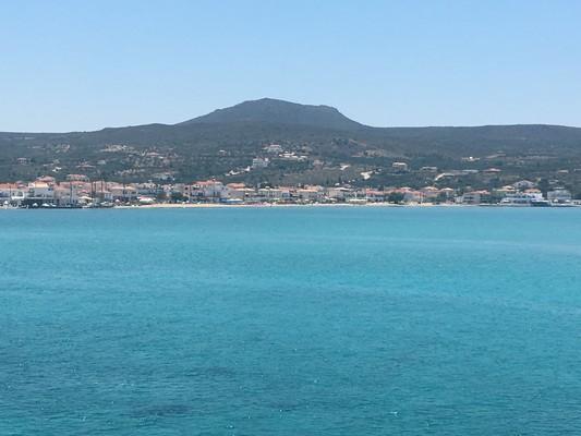 Chorioudaki, Paros, Paros Island Kontogoni Beach  Elafonisos - by konhat