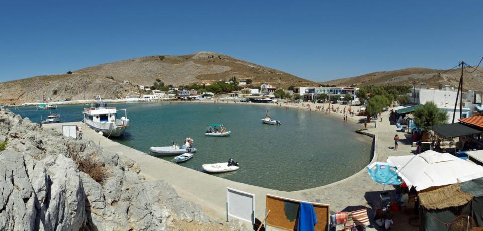 Pserimos Island Pserimos