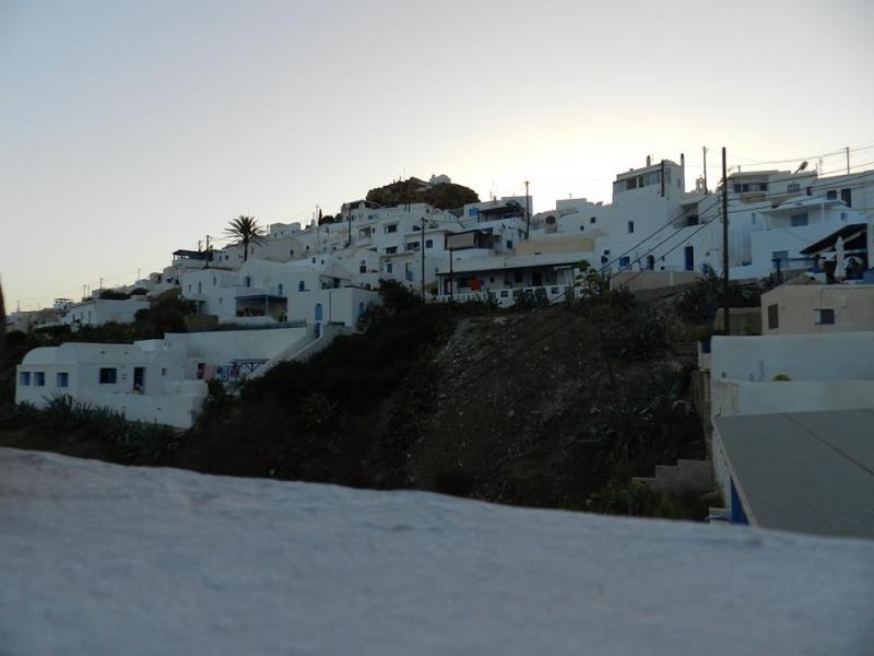Anafi Chora, Anafi, Anafi Island Chora Anafi's houses  Photo by Lia Argyri