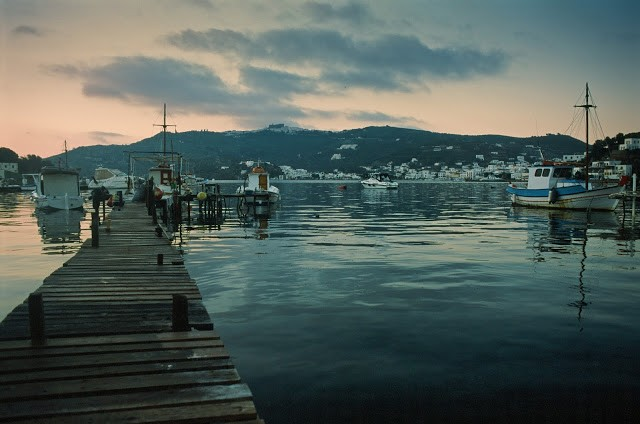 Skala, Patmos, Patmos Island Skala  Photo by Giannis Paschalidis