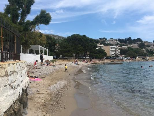 Agios Spiridon Small Beach - by konhat