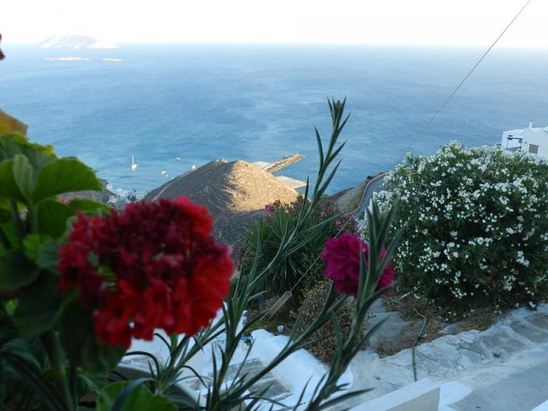 Anafi Chora, Anafi, Anafi Island View from Chora Anafi  Photo by Lia Argyri