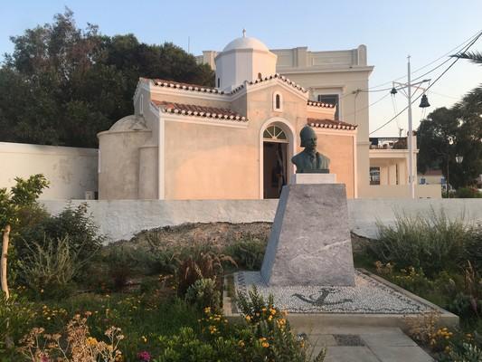 Agios Mamas Church  Spetses - by konhat