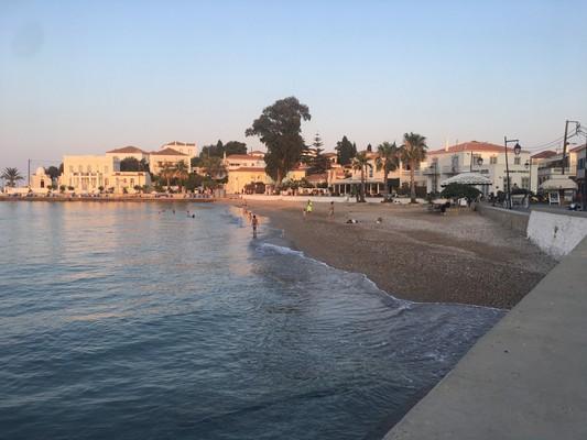 Sklavena, Aktio Vonitsa, Aetolia-Acarnania Agios Mamas Beach  Spetses - by konhat