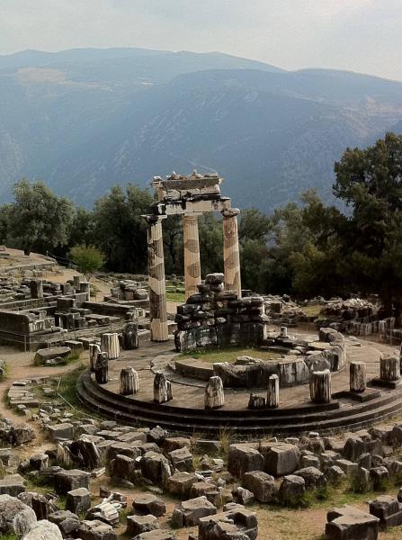 Delphi, Delphi, Phocis Delphi  Delphi the magical site