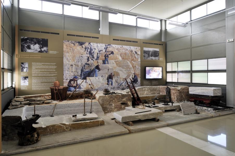 Tinos Island Museum of Marble Crafts  photo by Piraeus Bank Group Cultural Foundation
