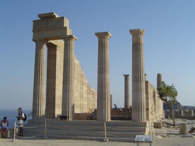 Lindos, Rhodes,