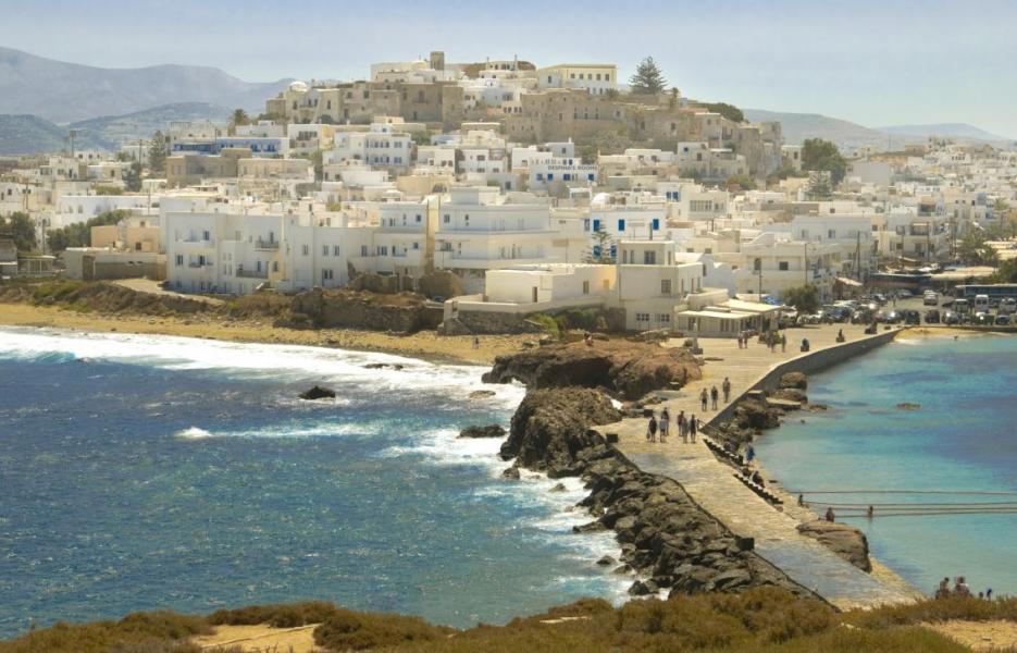 Naxos Town, Naxos,