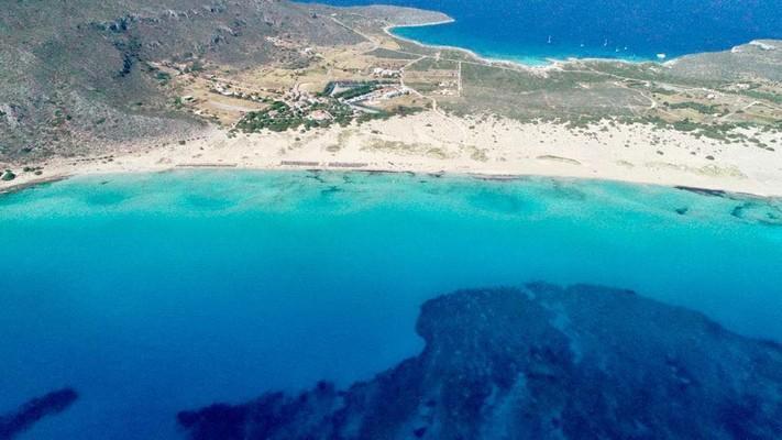Agios Charalampos, Paros, Paros Island Megalos Simos Beach  photo by Petros Fatouros