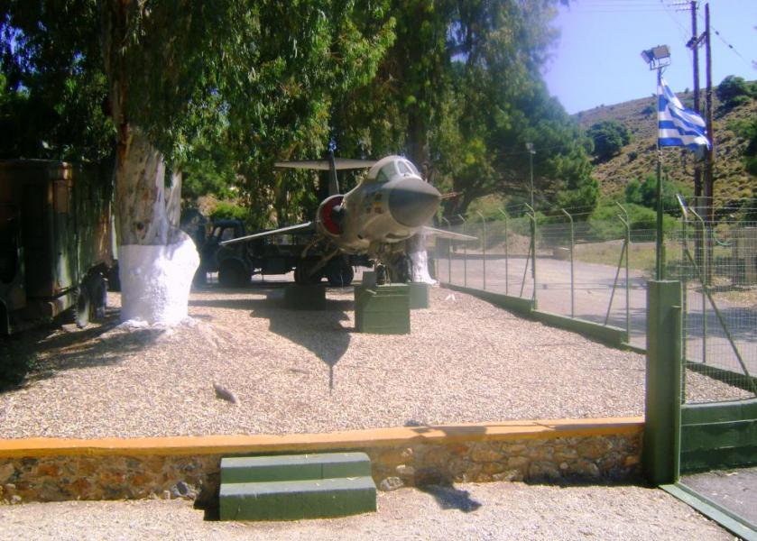 Leros Island Tunnel War Museum of Leros  Photo by: Municipality of Leros