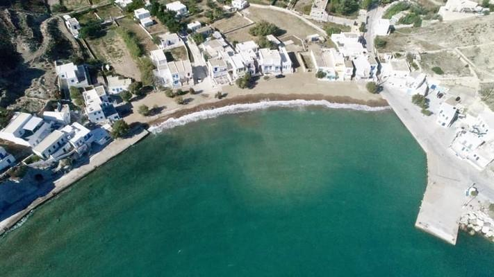 Krioneria, Nafpaktia, Aetolia-Acarnania Psathi beach  photo by Petros Fatouros