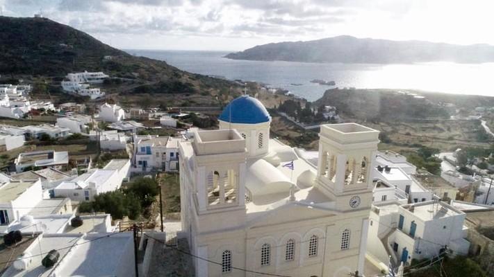 Lakkes, Agrinio, Aetolia-Acarnania Panagia Odigitria Church  photo by Petros Fatouros