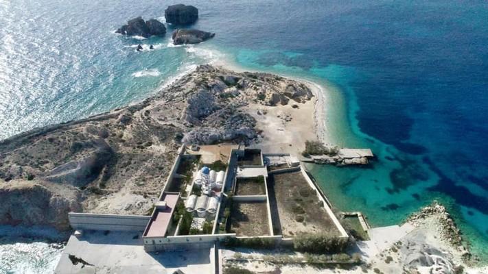 Agios Georgios Island Agios Georgios Island - Kimolos  photo by Petros Fatouros