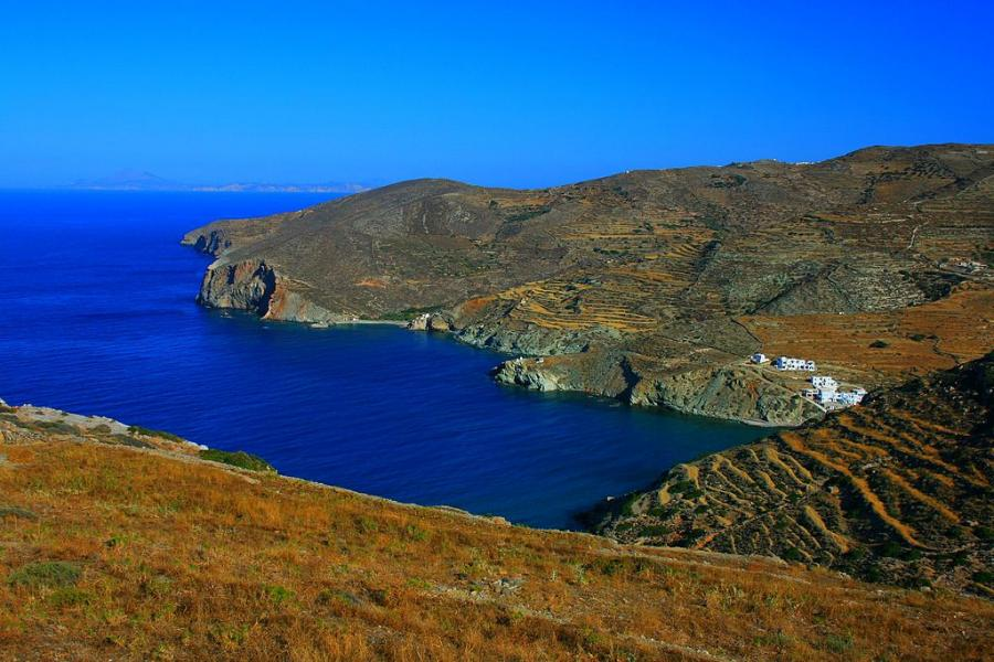 Folegandros Island Agkali
