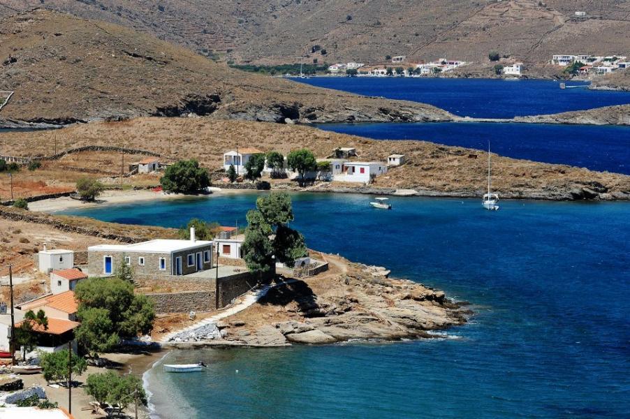 Dryopida, Kythnos,
