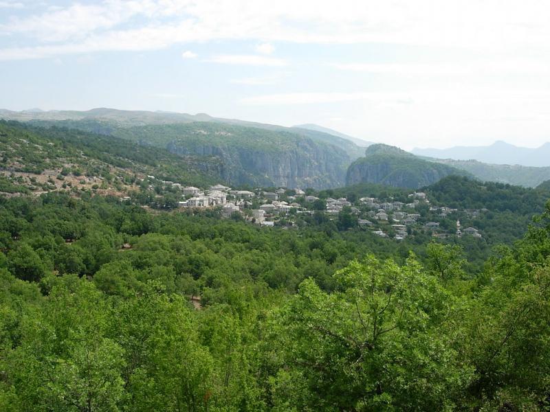 Monodendri, Zagori<br>