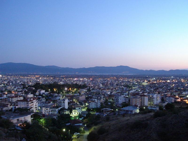 Agrinio, Agrinio, Aetolia-Acarnania Agrinio  photo by Efthimios Skandalis commons.wikimedia.org