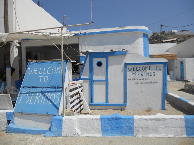 Pserimos Island Welcome to Pserimos   Pserimos Island
