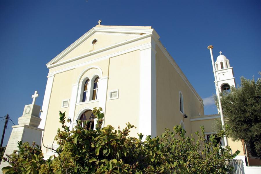 Galissas, Syros,