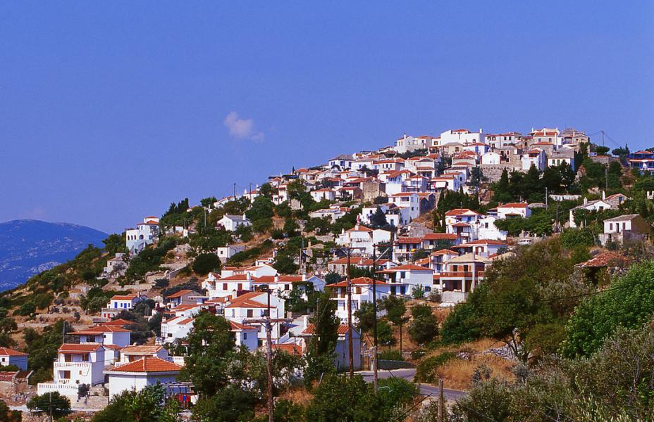 Alonnisos Town, Alonnisos<br>Copyrights: Municipality of Alonissos