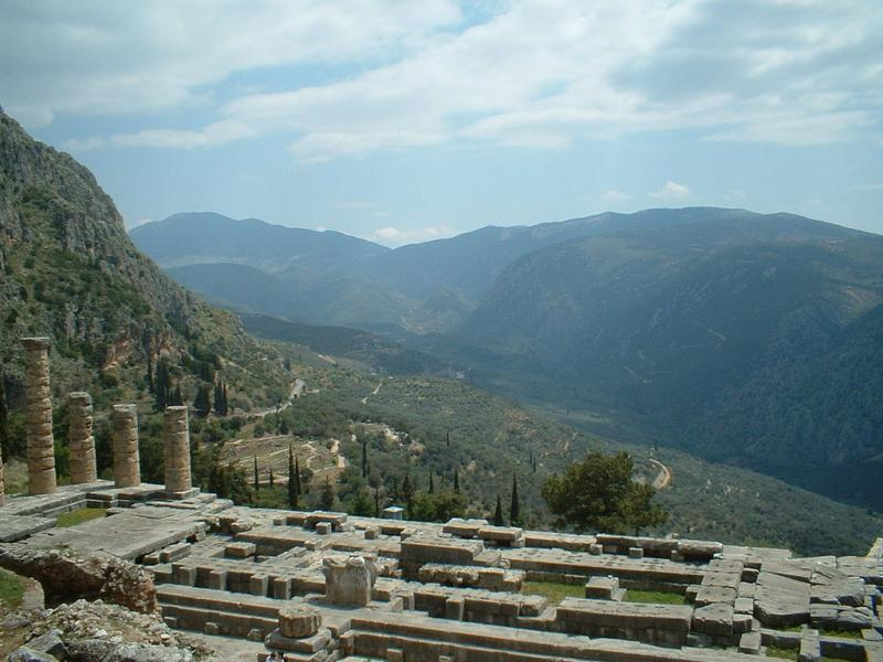 Delphi, Delphi, Phocis Archaeological Site