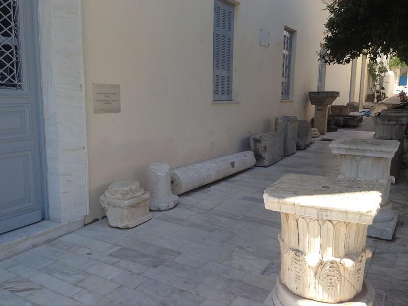 Poros Town, Poros, Poros Island Archaeological Museum of Poros  Photo by: Agustin Bartolomecommons.wikimedia.org