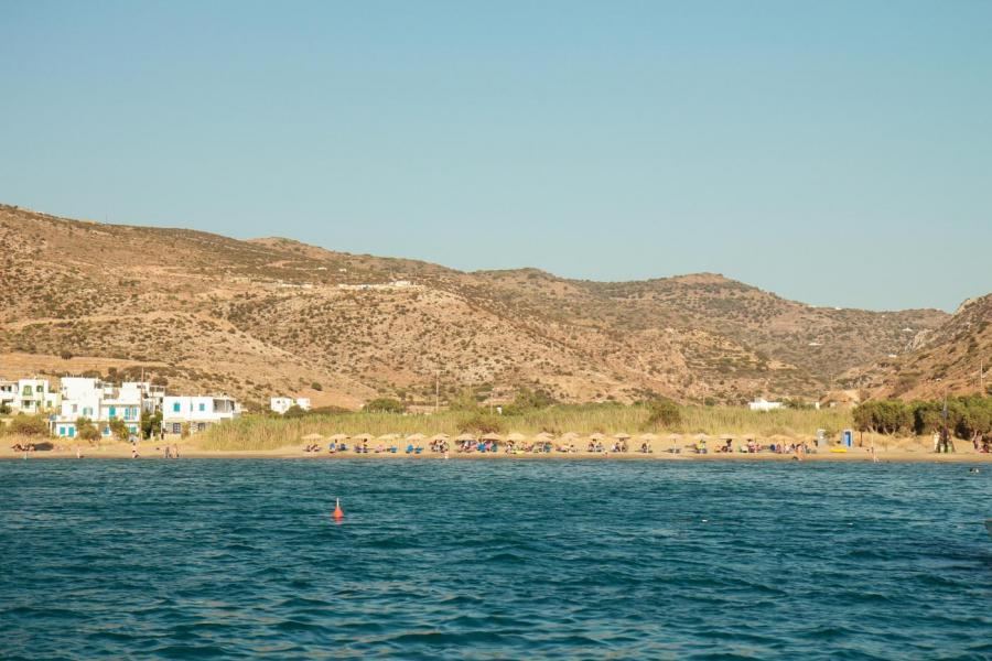 Sifnos Island Kamares beach