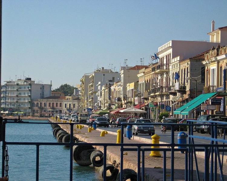 Chios Town, Chios,